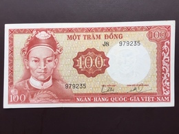 VIETNAM SOUTH P21 100 DONG 1966 XF - Vietnam