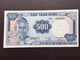 VIETNAM SOUTH P23A 500 DONG 1966 XF - Vietnam