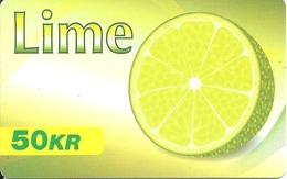 Norway Prepaid: IDT Lime - Norwegen