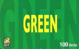 Norway Prepaid: IDT Green 100 - Norway