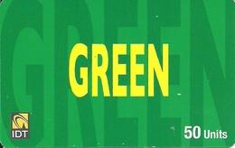 Norway Prepaid: IDT Green 50 - Norwegen