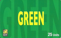 Norway Prepaid: IDT Green 25 - Norway