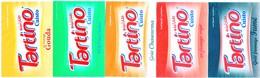 """Algérie - 5 étiquettes De  Fromage Fondu """"Tartino"""". - Fromage"""
