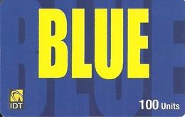 Norway Prepaid: IDT Blue 100 - Norway