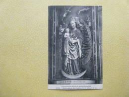 PLONEVEZ DU FAOU. La Chapelle De Saint Herbot. La Madone De Bretagne. - Plonevez-du-Faou