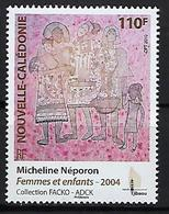 "Nle-Caledonie YT 1091 "" Gravure Sur Bambous "" 2010 Neuf** - Neufs"