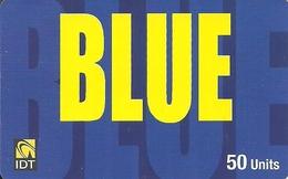 Norway Prepaid: IDT Blue 50 - Norway