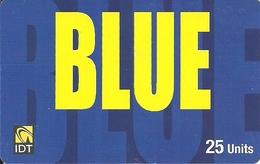 Norway Prepaid: IDT Blue 25 - Norway