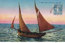 Bateau De Pêche En Pleine Mer, Vissersboot, Fishing Boat (pk50394) - Pêche