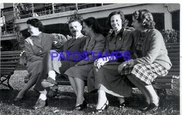 100880 ARGENTINA SAN ISIDRO BUENOS AIRES CLUB NAUTICO YEAR 1954 PHOTO NO POSTAL POSTCARD - Fotografie