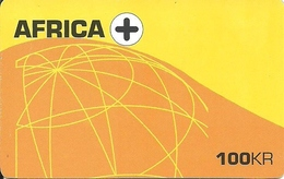 Norway Prepaid: IDT Africa - Norwegen