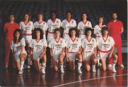 GIRAFFE POOL VITERBO 1987-1988 - Basket-ball