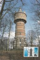 Netherlands 1987 Maxicard Scott #B627 65c + 35c Water Tower, Deventer - Cartes-Maximum (CM)