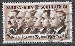 1960 3d Union Day, Used - Zuid-Afrika (...-1961)