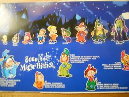 Kinder Ferrero I Lunes Cartoncino  Ritagliato - Families