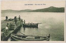 CORSE CPA  ILE ROUSSE - Un Coin Du Port - Coll/ Ambrogi - Andere Gemeenten
