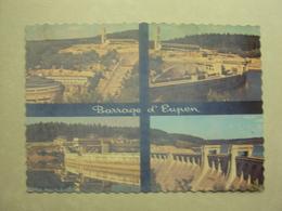 29717 - BARRAGE D'EUPEN - ZIE 2 FOTO'S - Eupen