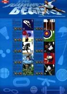 GREAT BRITAIN - 2009   OLYMPIC GAMES  I  COMMEMORATIVE SHEET - Fogli Completi
