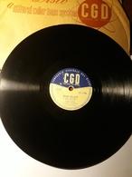CGD  -  1951. Serie  PV 1766.  Teddy Reno, Lelio Luttazzi - 78 G - Dischi Per Fonografi