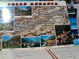 ALLE ANZASCA MACUGNAGA,VANZONE,CALASCA,BORCA, BANNIO,PONTEGRANDE CASTIGLIONE   VB1983   GV4039 - Verbania