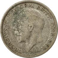 Monnaie, Grande-Bretagne, George V, Florin, Two Shillings, 1933, TB+, Argent - 1902-1971 : Monnaies Post-Victoriennes
