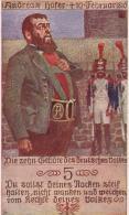 ANDREAS HOFER - Die Zehn Gebote Des Deutschen Volkes - 10 Februar 1810 - CPA TBon Etat (voir Scan) - Autriche
