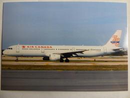 AIR CANADA  AIRBUS A 321   C GIUB   / COLLECTION VILAIN N° 1046 - 1946-....: Moderne
