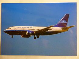AIR AUSTRAL  B 737 500   F ODZJ     / COLLECTION VILAIN N° 1056 - 1946-....: Ere Moderne