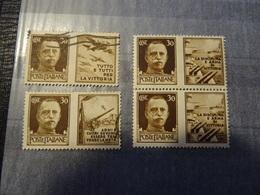ITALIE 1942  TIMBRES DE GUERRE 30 Ct - War Propaganda
