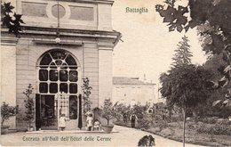 Padova - Battaglia T. - Entrata Hotel Delle Terme - - Padova (Padua)