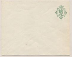 Nederlands Indië - 1919 - 20 Cent, Wilhelmina In Ovaal, Envelop G44 - H&G 34 - Ongebruikt - Nederlands-Indië
