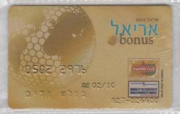 ISRAEL ARIEL BONUS OWNERS CLUB - Andere Sammlungen