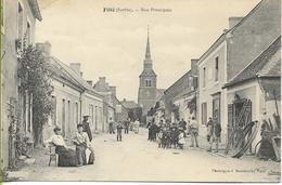 FILLE  Rue Principale - France
