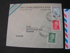 Argentina Cv. 1952  Eva Peron - Argentinien