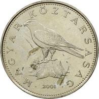 Monnaie, Hongrie, 5 Forint, 2001, Budapest, TTB, Nickel-brass, KM:694 - Hongrie