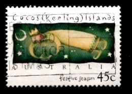 COCOS-ISLANDS 1994 Mi.nr.330  Weihnachten  OBLITÉRÉS / USED / GESTEMPELD - Cocos (Keeling) Islands