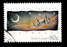 COCOS-ISLANDS 1994 Mi.nr.331  Weihnachten  OBLITÉRÉS / USED / GESTEMPELD - Cocos (Keeling) Islands