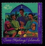 COCOS-ISLANDS 1996 Mi.nr.343 Hari-Raya-Fest  OBLITÉRÉS / USED / GESTEMPELD - Cocos (Keeling) Islands