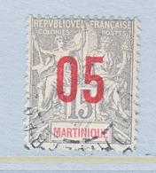 MARTINIQUE  101  (o) - Martinique (1886-1947)