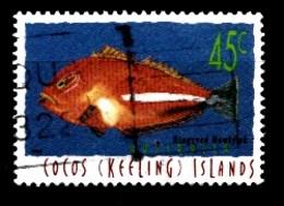 COCOS-ISLANDS 1996 Mi.nr.351 Fische  OBLITÉRÉS / USED / GESTEMPELD - Cocos (Keeling) Islands