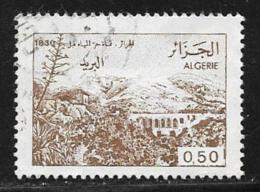 Algeria, Scott # 746C Used Algiers, 1984 - Algeria (1962-...)