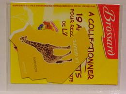 Magnet BROSSARD Afrique La Girafe - Publicitaires