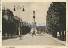 La France Sous L'occupation - Reims - Place Drouet-d'Erlon - 12.10.42 - Guerre, Militaire