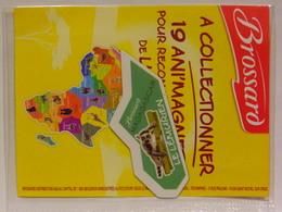 Magnet BROSSARD Afrique Le Lémurien - Publicitaires
