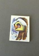 PETIT ALMANACH Pour 1955  Couverture Cartonnée Paysage De Neige.Offert Par  Henri BERGE Fils Mécanicien  à Toulouse - Klein Formaat: 1941-60