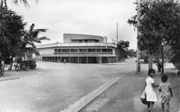 CPA MADAGASCAR - Le Cinéma Ritz - Madagascar