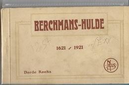 M29/ DIEST BERCHMANSHULDE 1921         12  PRENTKAARTEN - Places