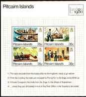 72398) PITCAIRN ISLAND-LONDON80-MNH**-BF.6 - Pitcairn