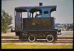 Chemin De Fer Touristique Du Rhin -- Ligne Volgeisheim - Marckolsheim -- Locomotive Cockerill De 1913 - Eisenbahnen