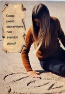 Donina - Come Posso Sopravvivere Non Avendoti Vicino - Formato Grande Viaggiata – E 7 - Femmes
